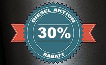 Diesel Aktion